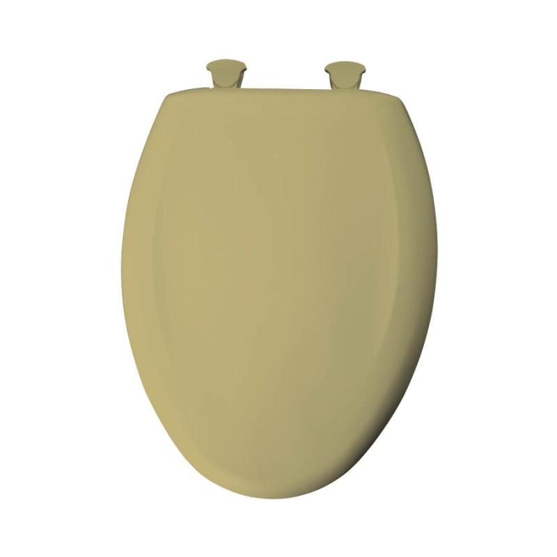harvest gold toilet seat. Plastic Elongated Slow Close Toilet Seat in Harvest Gold 1200SLOWT 031