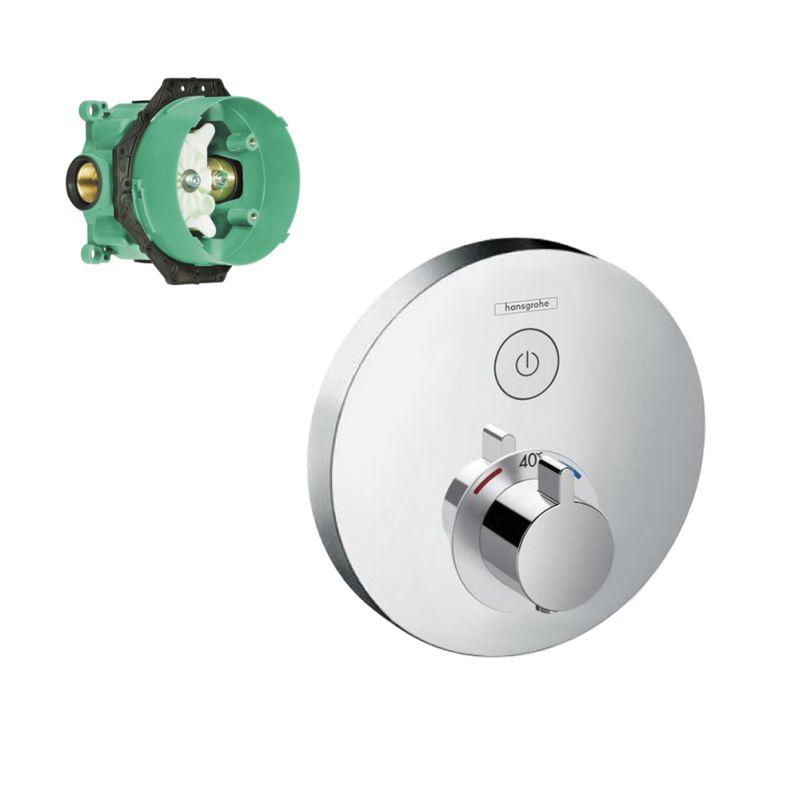 Hansgrohe ShowerSelect E K15744-01850CR