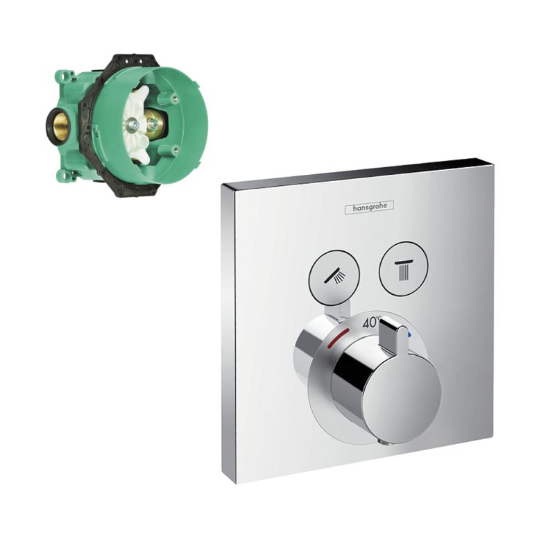 Hansgrohe ShowerSelect E K15763-01850CR