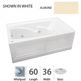 Jacuzzi Cetra CTS6036WLR2XXA