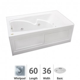 Jacuzzi Cetra CTS6036WRL2CHW
