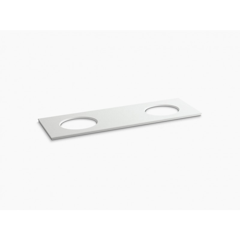 Kohler Solid-Expressions 73-in x 22-in 5434-S33