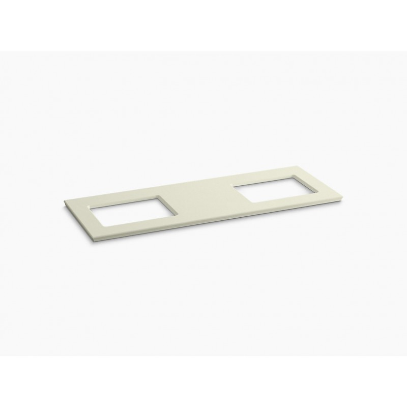Kohler Solid-Expressions 61-in x 22-in 5461-S35