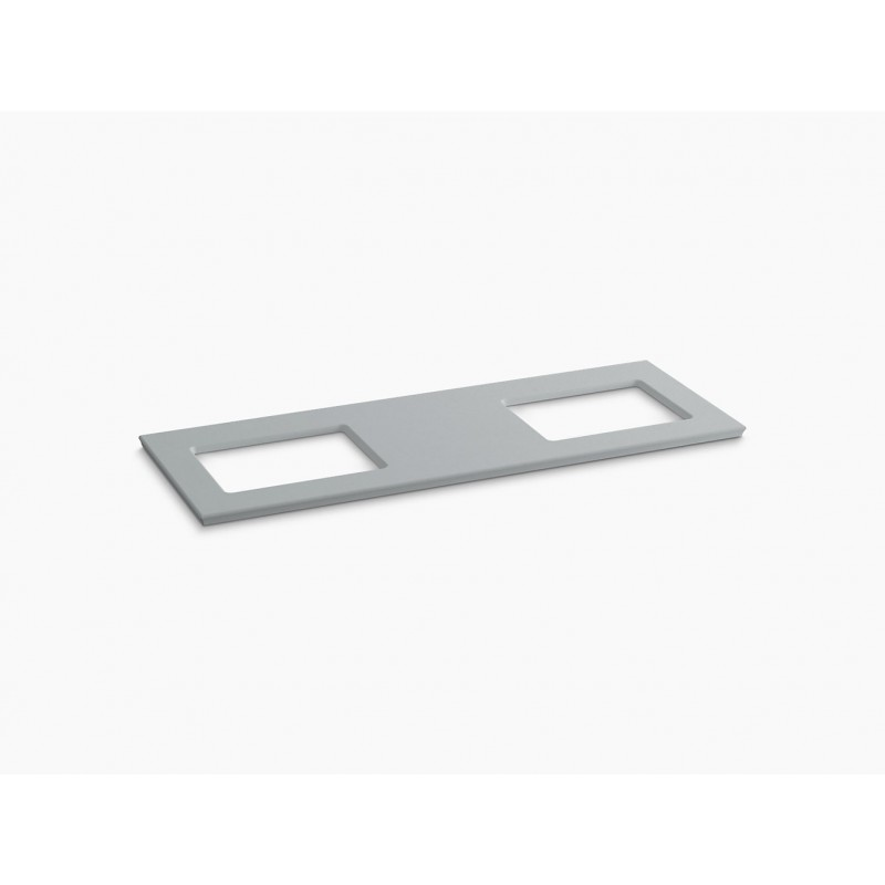 Kohler Solid-Expressions 61-in x 22-in 5461-S36