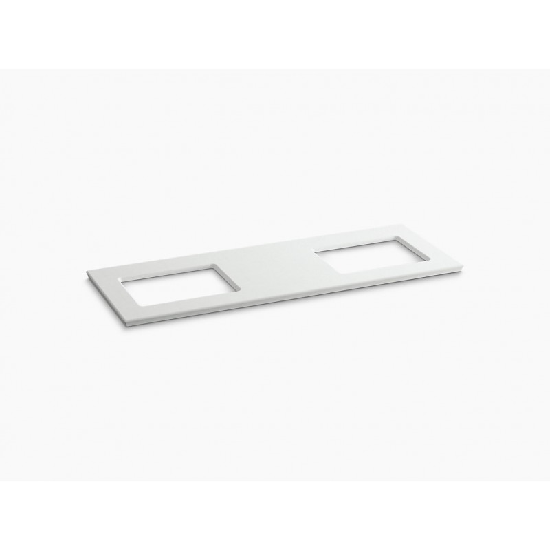 Kohler Solid-Expressions 61-in x 22-in 5461-S33