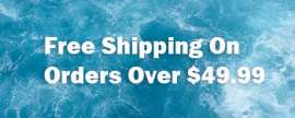 Free Shipping on Order Over $49.99