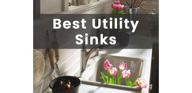 Top 10 Best Utility Sinks Reviews in 2019