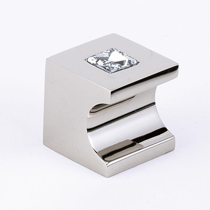 Alno Contemporary Crystal C853-1-PN
