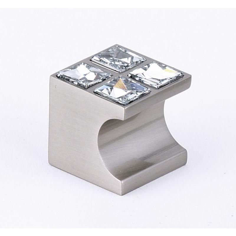 Alno Contemporary Crystal C854-1-SN