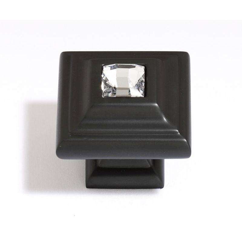 Alno Crystal C213-CLR/BRZ