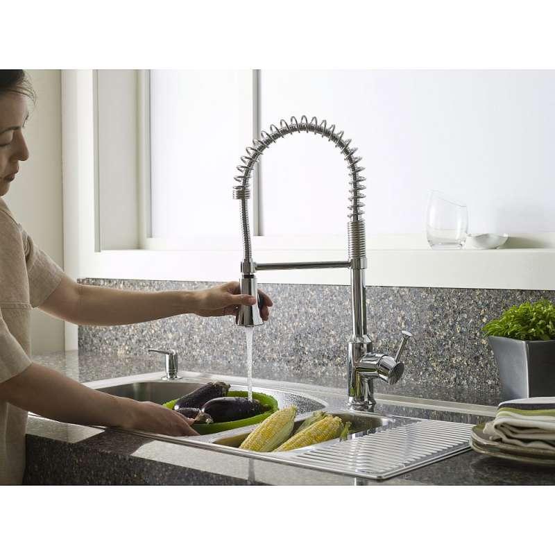 American Standard Pekoe Single Handle Kitchen Faucet
