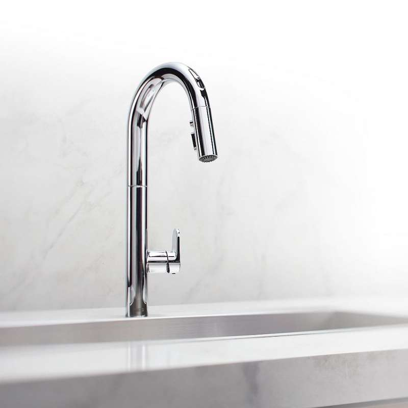 Buy American Standard Beale Pull Down Kitchen Faucet In Chrome