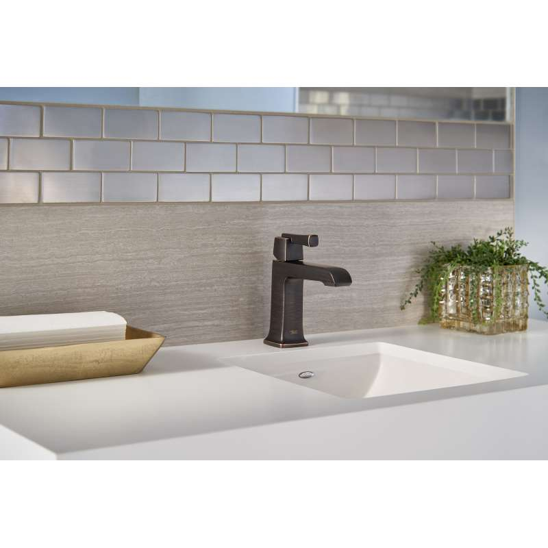 Buy American Standard Townsend Single Hole Bathroom Faucet In Legacy