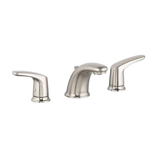 American Standard Colony Pro 2-Handle Widespread Bathroom Faucet With Pop-Up Drain