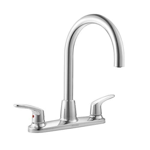 American Standard Colony Pro 2-Handle Kitchen Faucet Swivel Spout