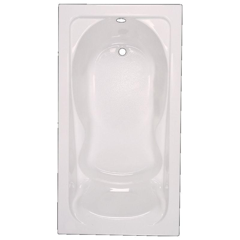 American Standard Cadet Acrylic 60-In X 42-In Drop-In Bathing Pool