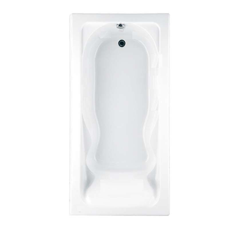 American Standard Cadet Acrylic 72-In X 36-In Drop-In Bathing Pool