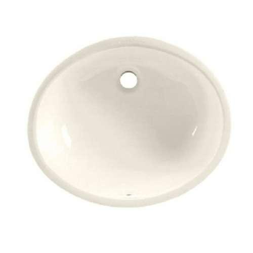 American Standard Ovalyn 17-In X 14-In Undermount Bathroom Sink