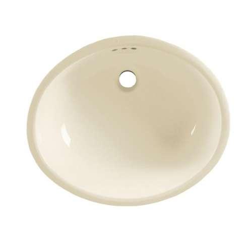American Standard Ovalyn 19-In X 15-38-In Undermount Bathroom Sink
