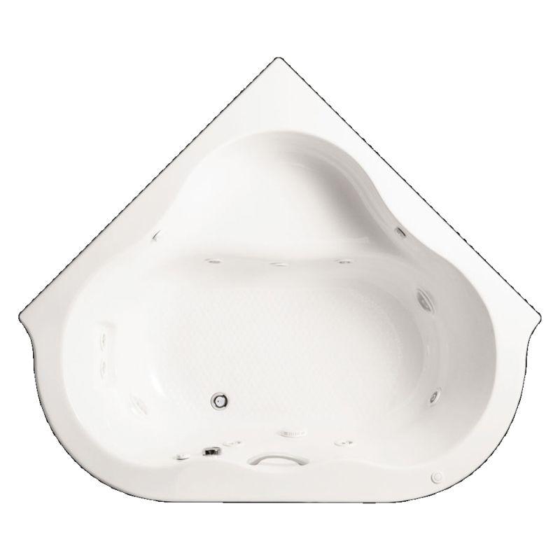 Buy American Standard Evolution 54-In X 54-In Acrylic Corner Drop-In ...