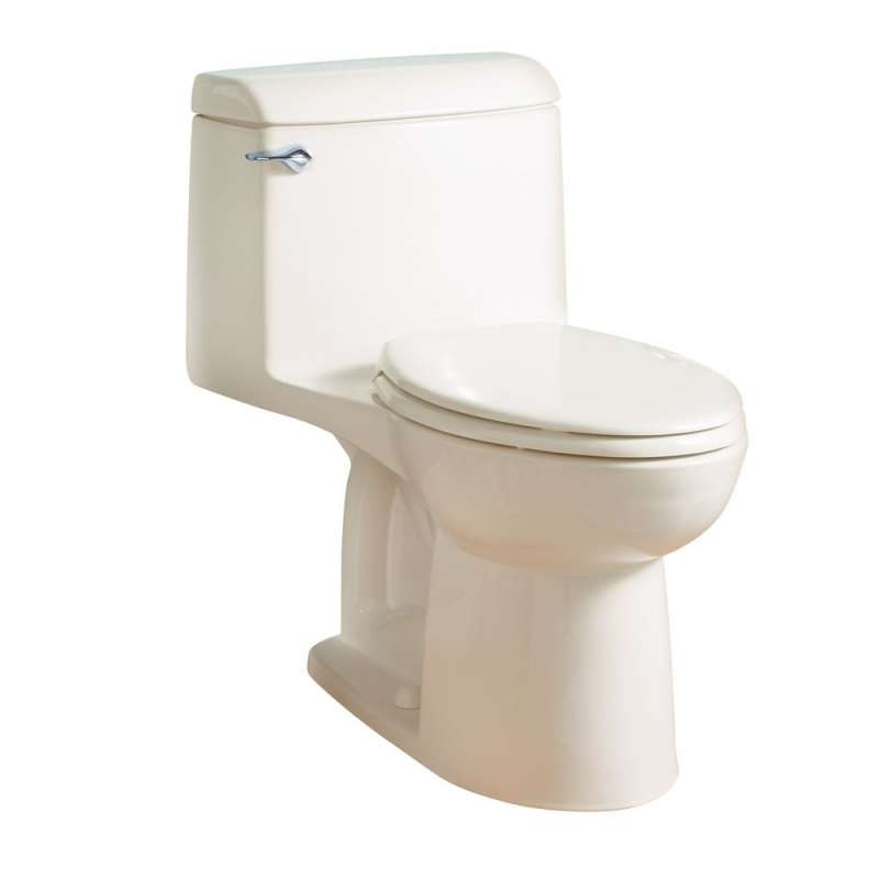 American Standard Champion 1.6 GPF Elongated One-Piece Toilet With Toilet Seat