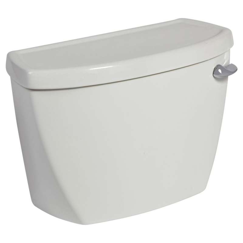 American Standard Pressure Assist 1.6 GPF Toilet Tank With Right-Hand Trip Lever