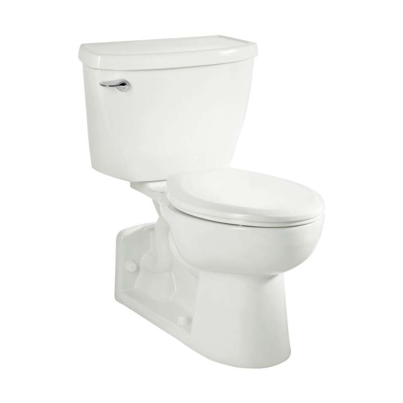 American Standard Yorkville 1.1 GPF 2-Piece Elongated Pressure Assisted Toilet