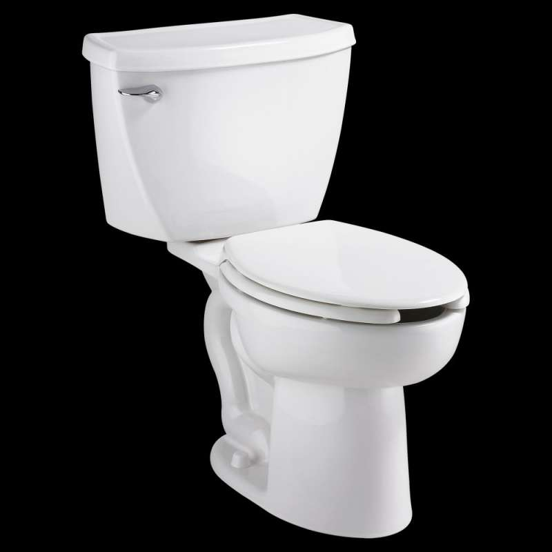 American Standard Cadet 1.6 GPF 2-Piece Elongated Pressure Assisted Toilet