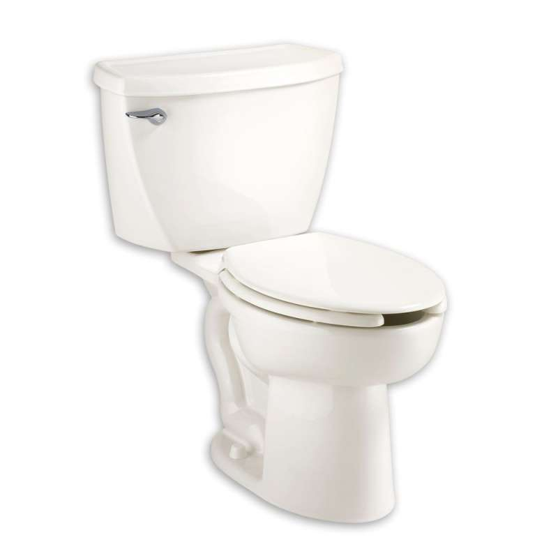 American Standard Cadet 1.1 GPF 2-Piece Elongated Toilet With 12-In Rough-In