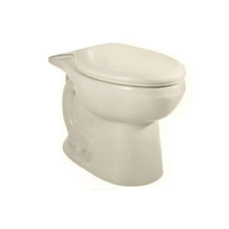 American Standard H20Ption Right-Height Elongated Toilet Bowl
