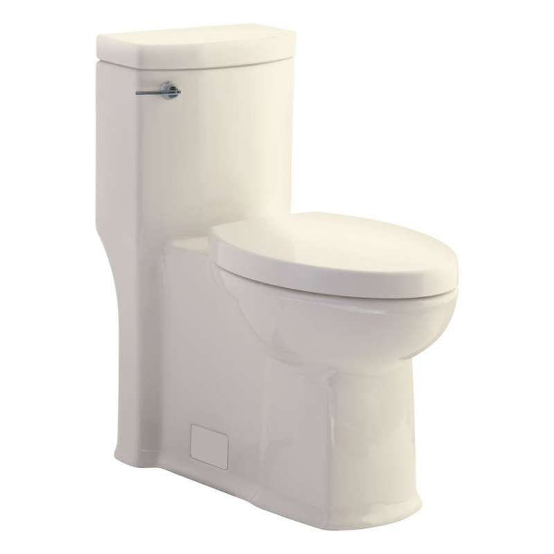 American Standard Boulevard 1.28 GPF Elongated Toilet With 12-In Rough-In