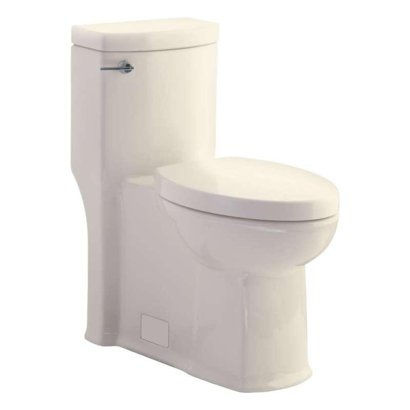 American Standard Boulevard 1.28 GPF 1-Piece Single Flush Elongated Toilet