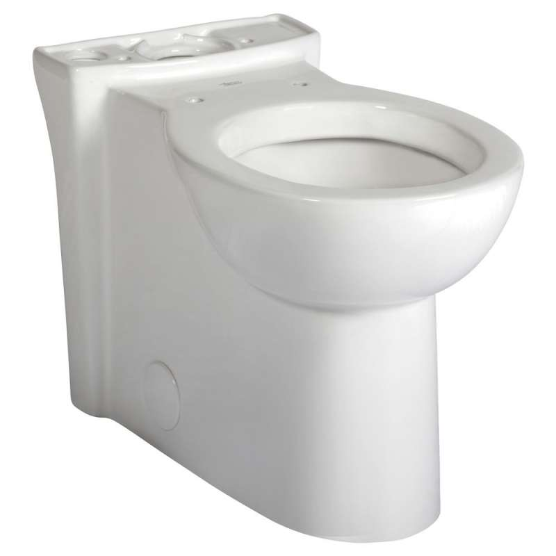American Standard Cadet Round Front Toilet Bowl With Seat