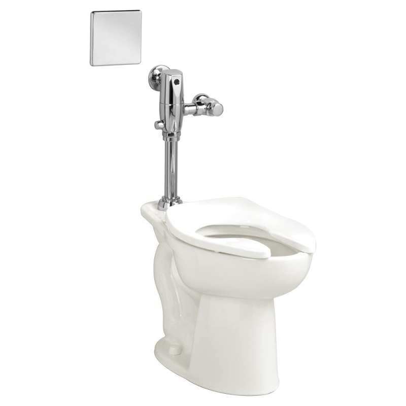 American Standard Madera Elongated Toilet Bowl With Top Spud