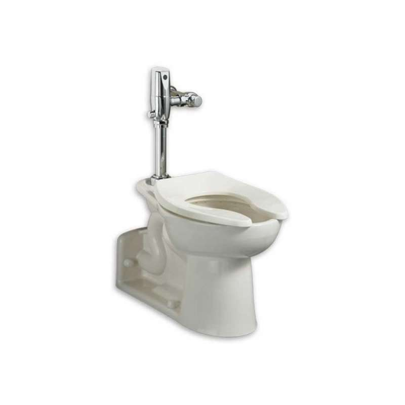 American Standard Priolo Elongated Toilet Bowl With Top Spud