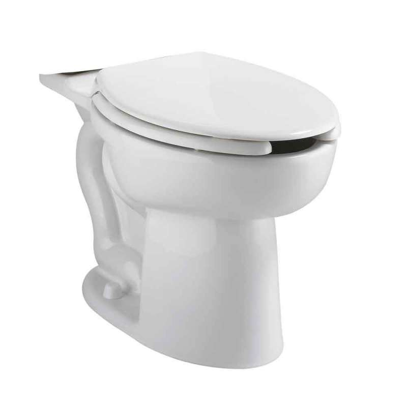 American Standard Cadet Toilet Bowl With Slotted Rim