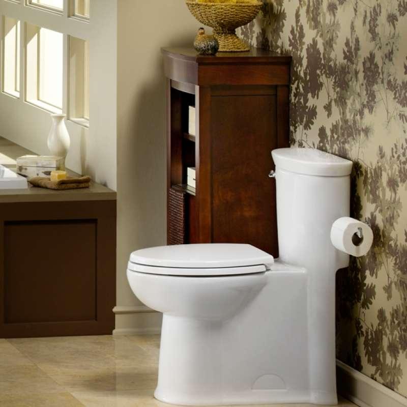 Buy American Standard Tropic 1.28 GPF One-Piece Elongated Toilet ...
