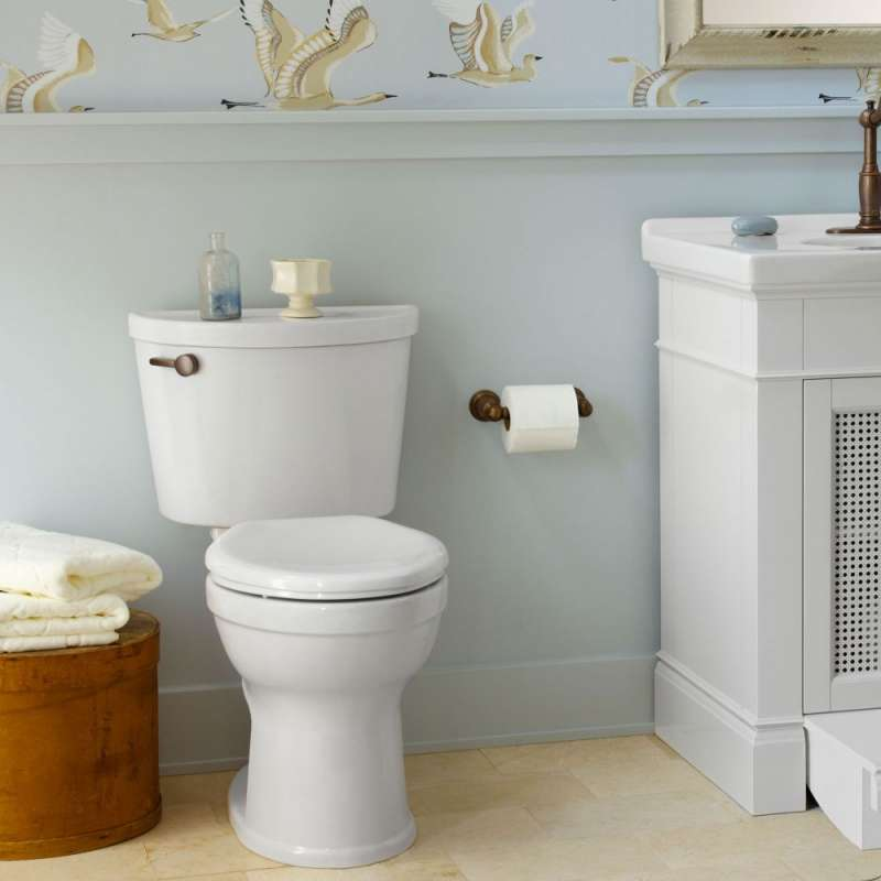 American Standard Champion 1.28 GPF 2-Piece Elongated Toilet