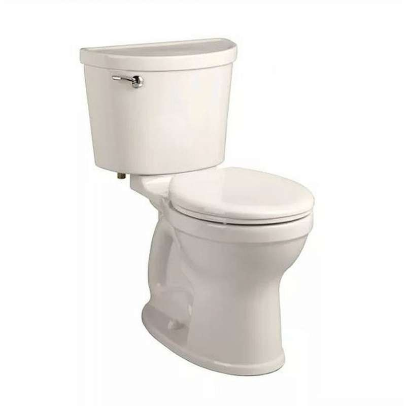 American Standard Champion 1.28 GPF 2-Piece Round Front Toilet