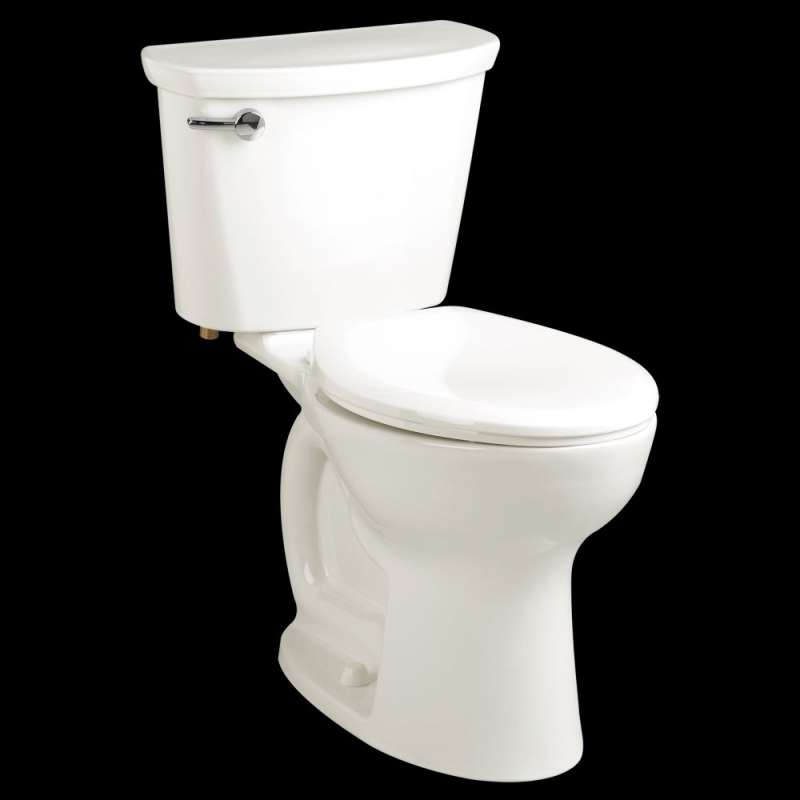 American Standard Cadet 1.28 GPF 2-Piece Elongated Toilet With 14-In Rough-In