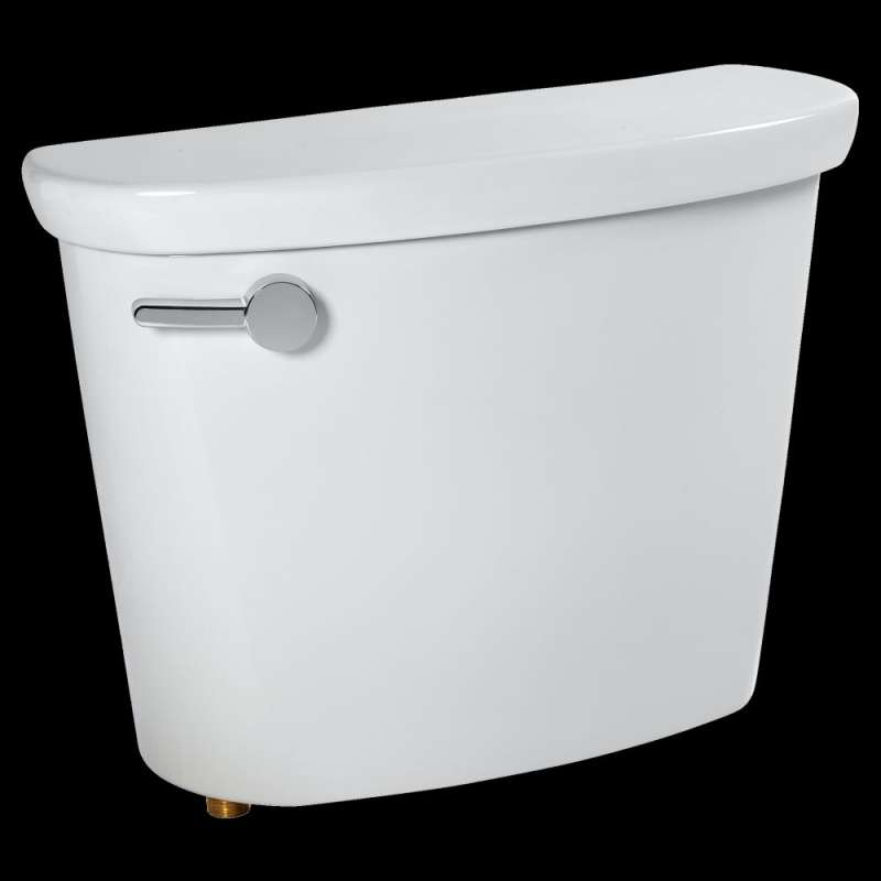 American Standard Cadet 1.28 GPF Toilet Tank With 10-In Rough-In
