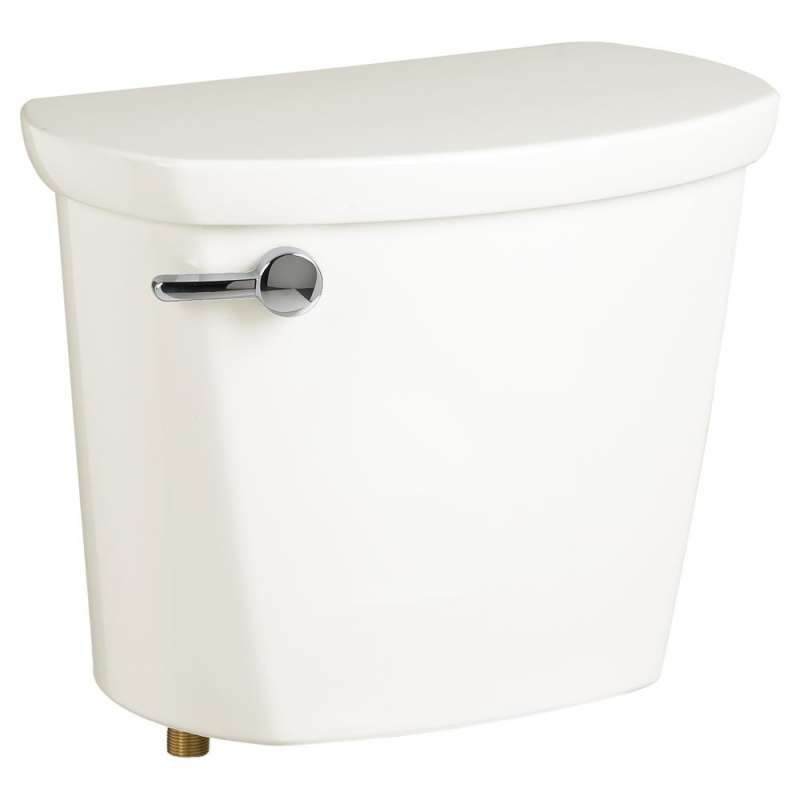 American Standard Cadet Toilet Tank Complete With Tank Cover Locking Device