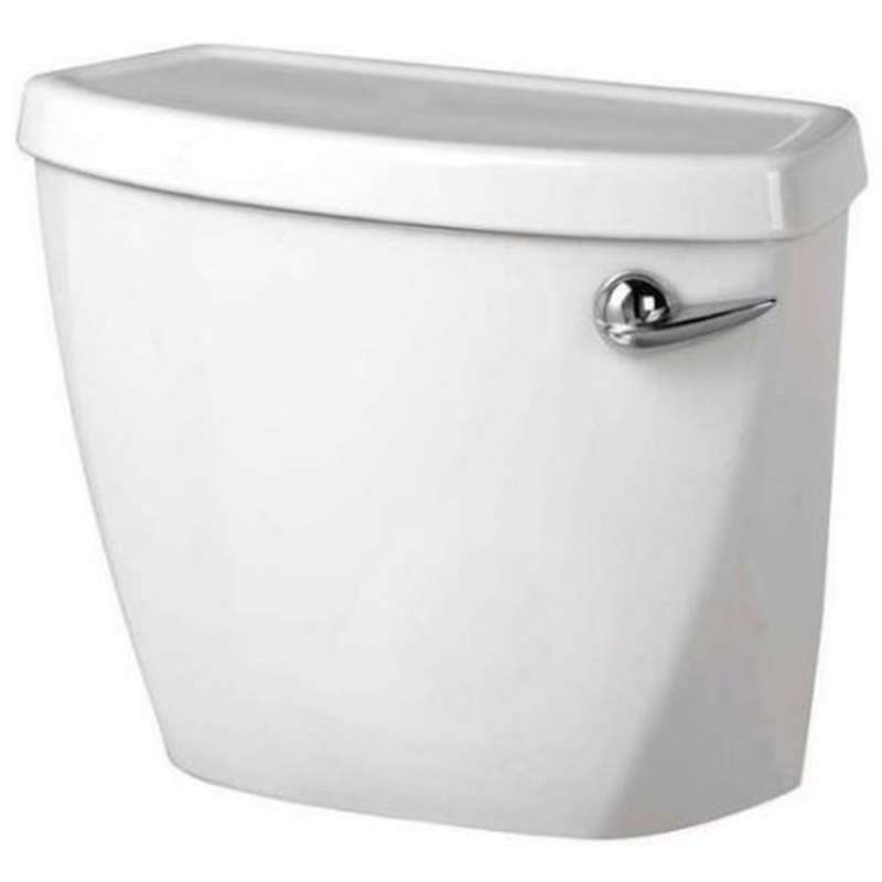 American Standard Baby Devoro 1.28 GPF Toilet Tank Complete With Coupling Componenets