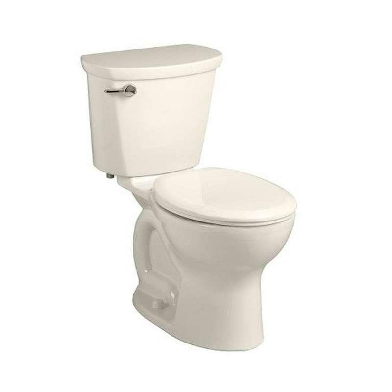 American Standard Cadet 1.6 GPF 2-Piece Round Front Toilet