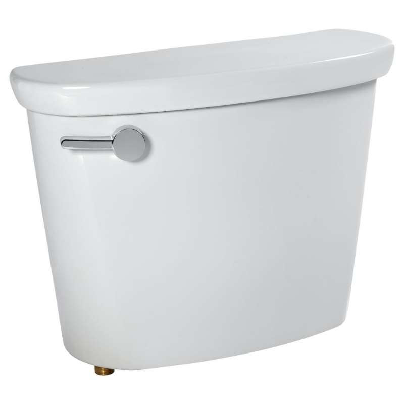 American Standard Cadet 1.6 GPF Toilet Tank With 10-In Rough-In