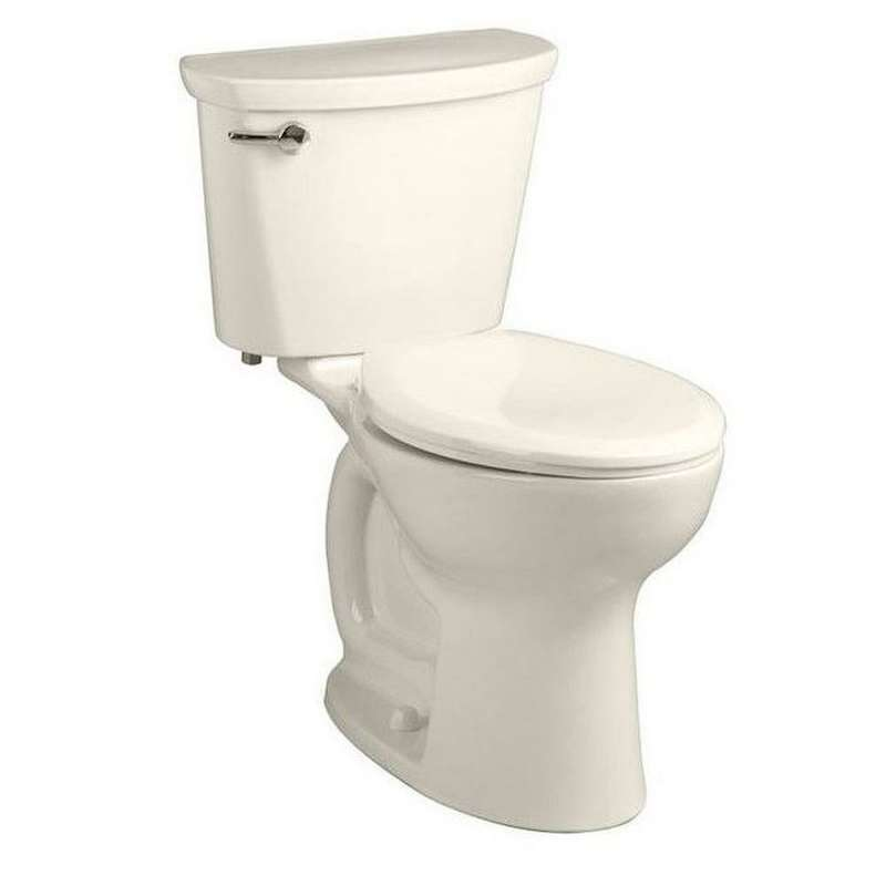 American Standard Cadet 1.6 GPF 2-Piece Elongated Toilet With 14-In Rough-In