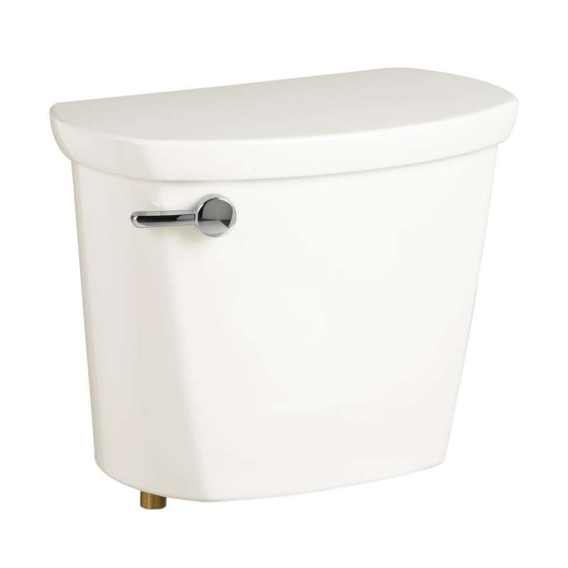 American Standard Cadet 1.6 GPF Toilet Tank Complete With Tank Cover Locking Device