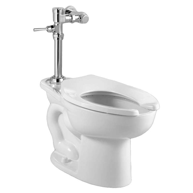 American Standard Madera 1.1 GPF ADA System With Manual Flush Valve