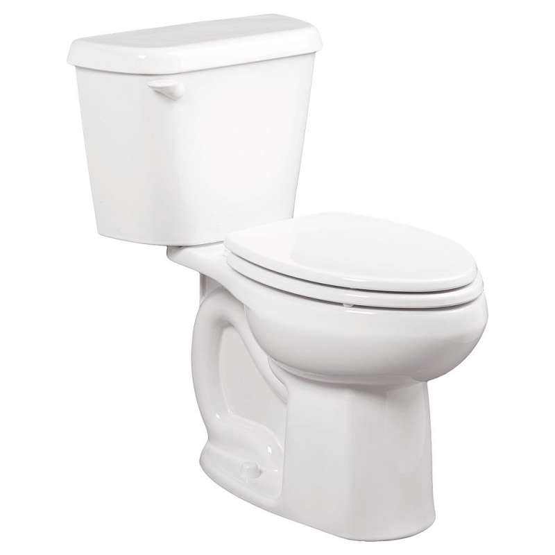 American Standard Colony 1.6 GPF 2-Piece Elongated Toilet With 10-In Rough-In