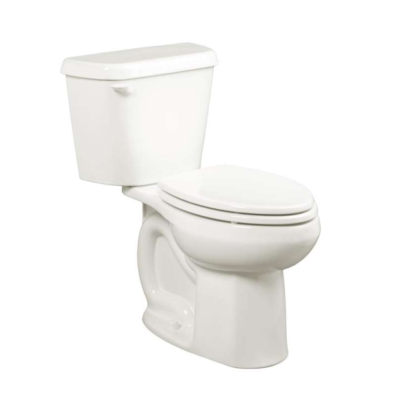 American Standard Colony 1.6 GPF 2-Piece Elongated Toilet With 12-In Rough-In